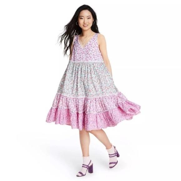LoveShackFancy for Target Camille Babydoll Dress